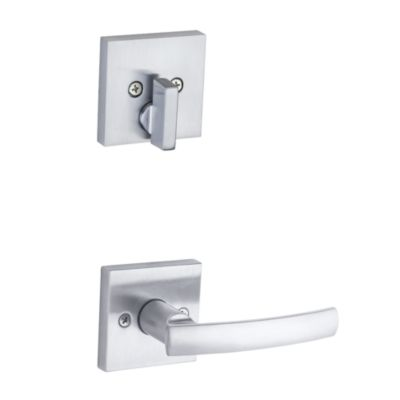 Sydney and Deadbolt Interior Pack (Square) - Deadbolt Keyed One Side - for Signature Series 814 and 818 Handlesets