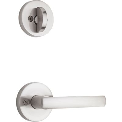 Sydney and Deadbolt Interior Pack (Round) - Deadbolt Keyed One Side - for Signature Series 800 and 814 Handlesets