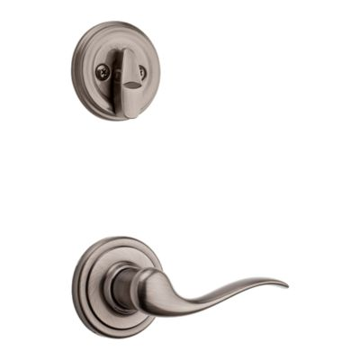Product Image for Tustin and Deadbolt Interior Pack - Left Handed - Deadbolt Keyed One Side - for Signature Series 800 and 814 Handlesets