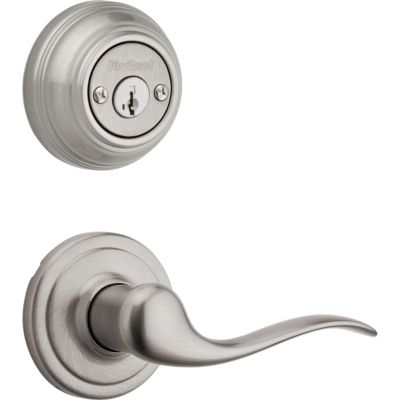 Product Image for Tustin and Deadbolt Interior Pack - Left Handed - Deadbolt Keyed Both Sides - featuring SmartKey - for Signature Series 801 Handlesets