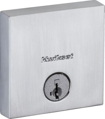 Image for Downtown Deadbolt - Keyed One Side - featuring SmartKey