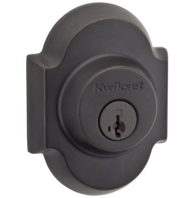 Austin Deadbolt - Keyed One Side