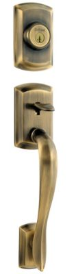 Image for Avalon Handleset - Deadbolt Keyed One Side (Exterior Only) - featuring SmartKey