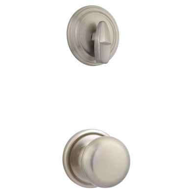 Product Image for Hancock and Deadbolt Interior Pack - Deadbolt Keyed One Side - for Montara 553 Handlesets