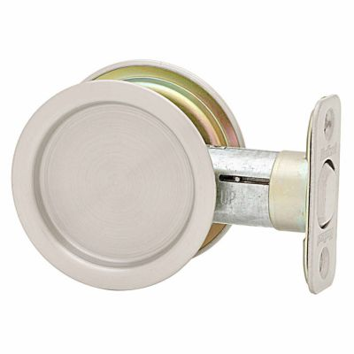 Image for 93340 - Round Pocket Door Lock