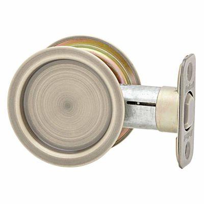 Image for 93340 - Round Pocket Door Lock