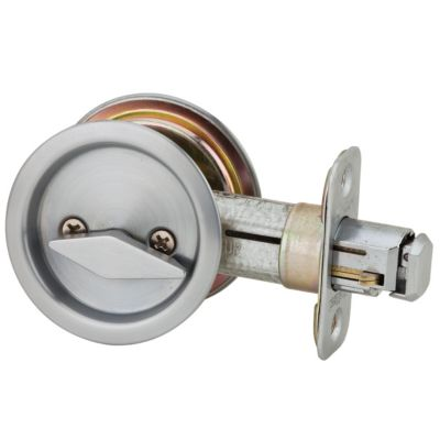 Image for 93350 - Round Pocket Door Lock