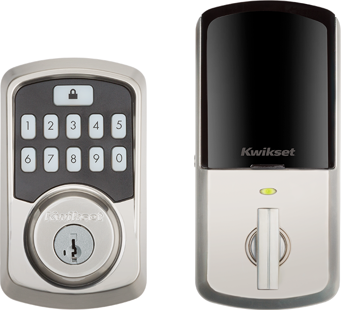 Aura Bluetooth Keypad Smart Lock by Kwikset
