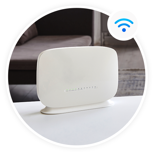 Smart home Wi-fi router