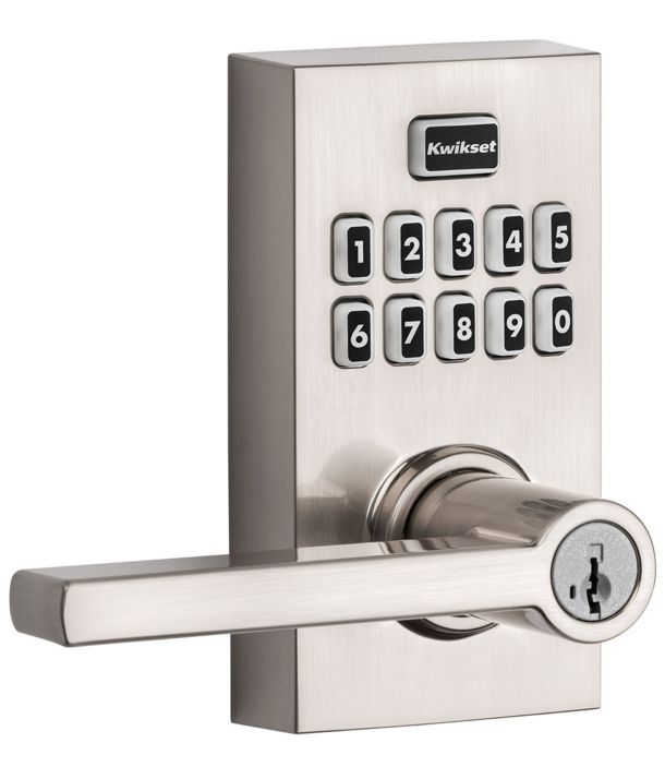 Contemporary Electronic Door Locks for Homes