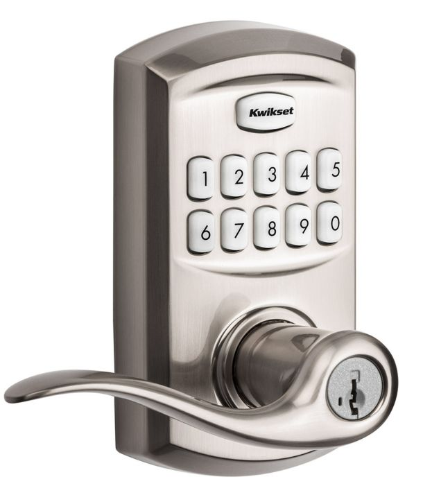 Traditional Electronic Door Locks for Homes