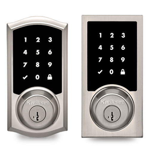 Apple Compatible Touch Screen Smart Locks