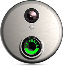 Kevo touch-to-open smart locks work with SkyBell video doorbells